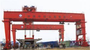 DLT900typr Rail-mounted Gantry Crane