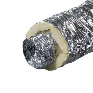 Aluminum Foil Flexible Duct Ventilation