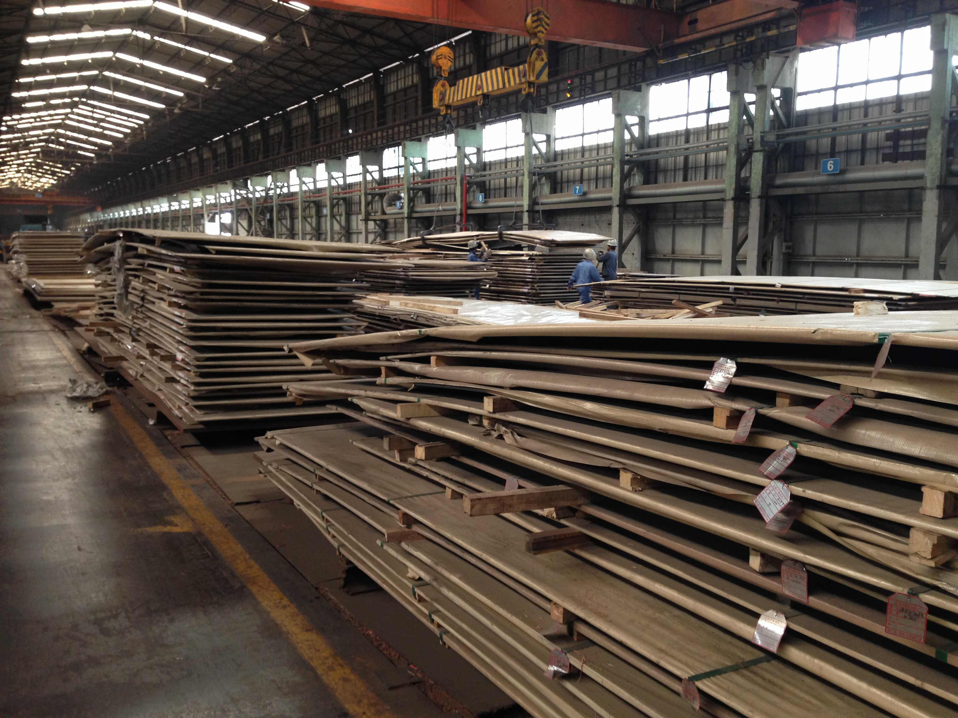 stainless steel plate stocks 201