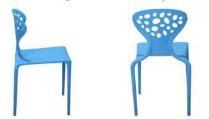 Plastic Outdoor Garden Chair