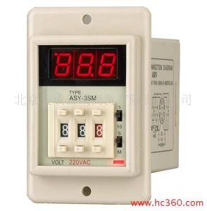 Time relay DC AH-3P