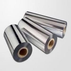 Metalized PVC Twist Film Supplied From China