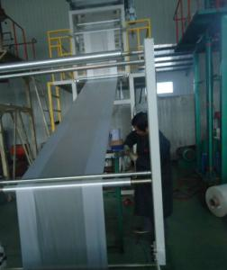 Vest Bag Making Machine China best super high speed HDPE LDPE LLDPE Film
