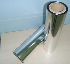 Colorful Metalized PET Film Supplier Produced in China