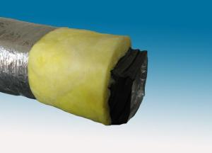 Aluminium Flexible Insulated Duct
