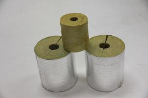 CMAX Rock Wool Pipe faced with Alu Foil for Insulation