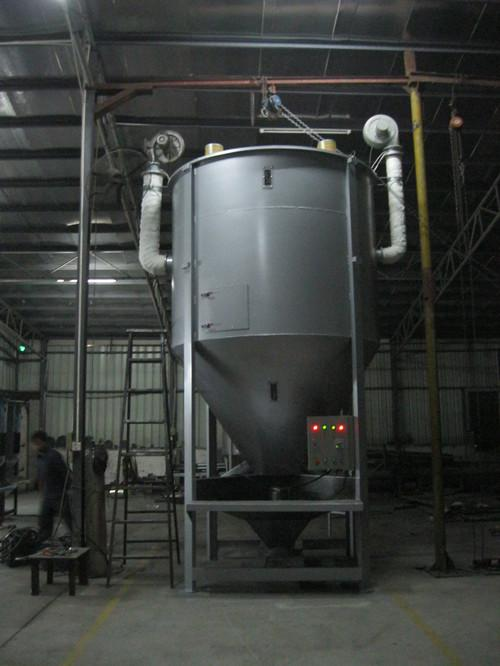 powder mixer SHR Series High Speed Plastic Mixer auxiliary machine