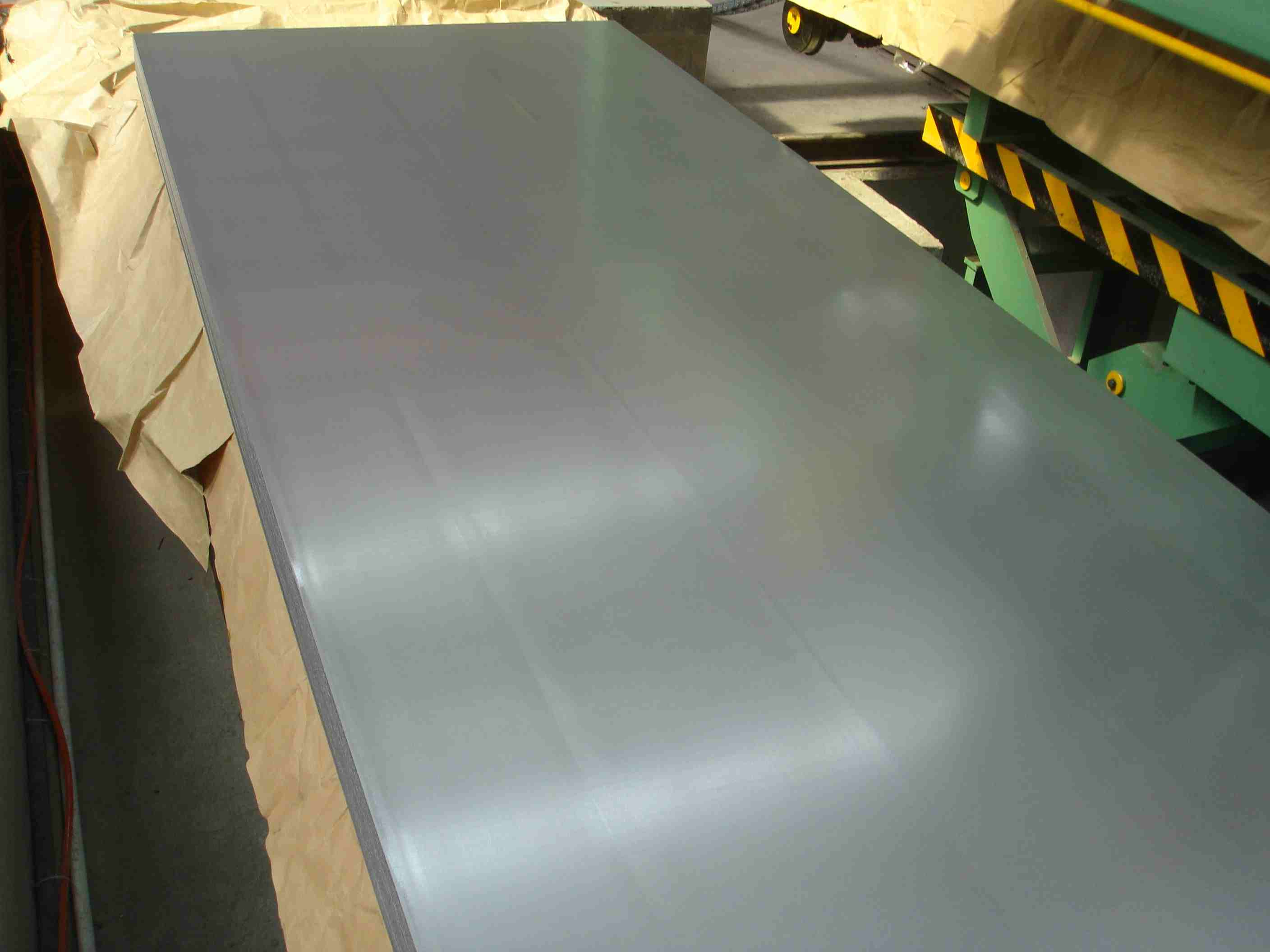 stainless steel plate and sheet 301 cold rolled stocks