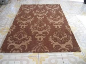 Hand Tufted Rugs with Good Quality for Floor Room
