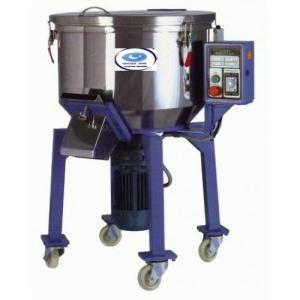 vertical mixer in plastic industry