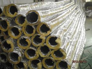 Insulated Flexible Aluminum Air Duct  Heating And Cooling Systems