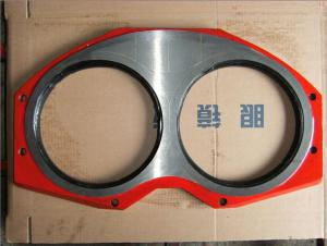 Tungsten Carbide PM200 Spectacle Wear Plate and Cutting Ring