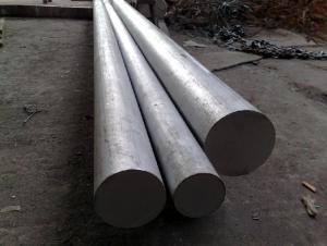 Hot rolled round steel