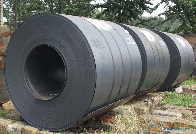 Hot- rolled  steel coil