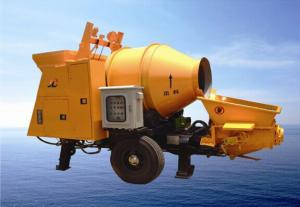Mixer and Concrete Pump Best Seller 30-10-45