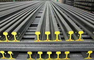 Hot Rolled Light Steel Rail Q235 with High Quality