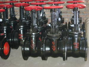 Gate Valve of Ductile Iron Cast Iron Made in China
