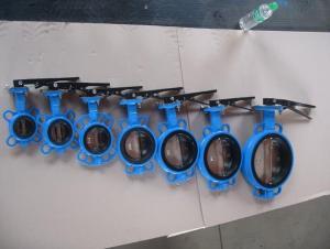 wafe type butterfly valve