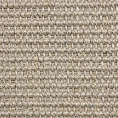White Color Natural Sisal Carpets
