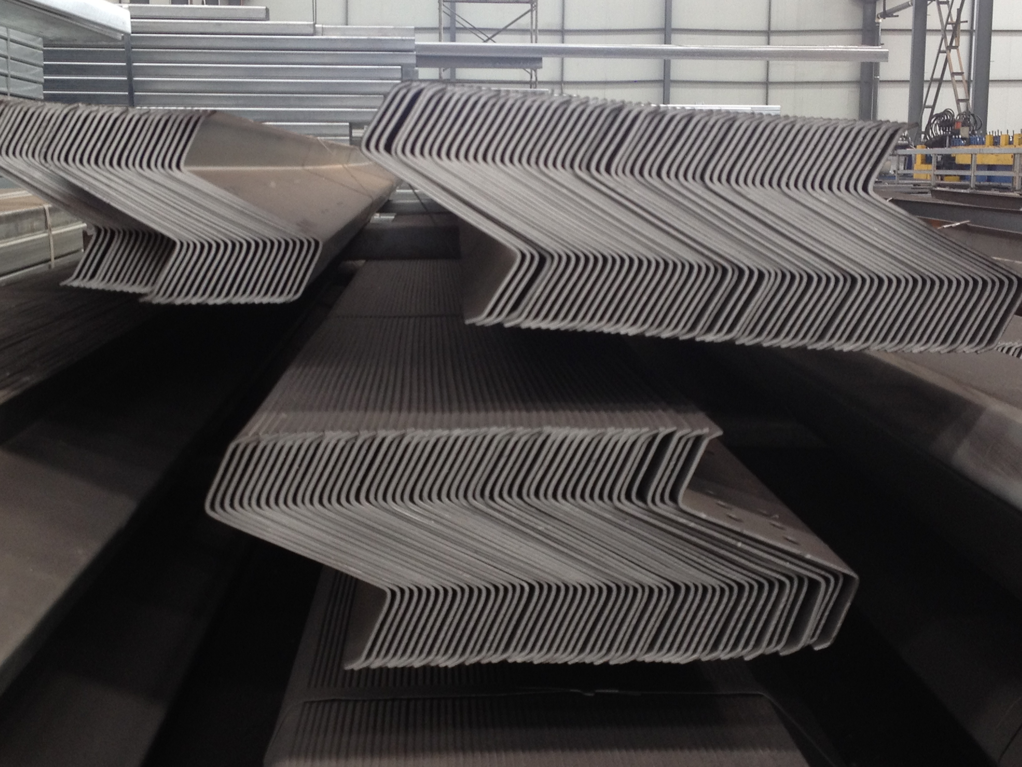Steel  C  Purlins for Structure Buildings