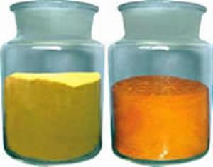 Polymeric aluminum-ferric chloride PAFC