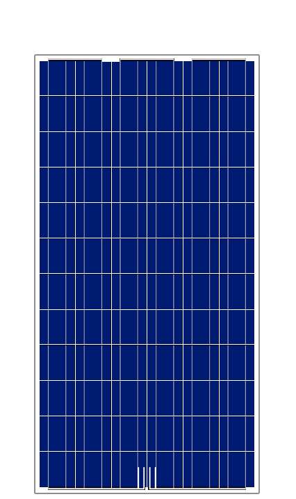 Poly Solar Panels from CNBM with Good Price