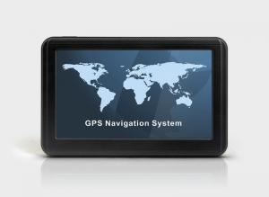 GPS Navigation 5 Inch Flash 8GB DDR 256MB