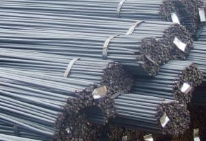 Deformed Steel Bar ASTM A615 GR40 GR60 Or BS 4449