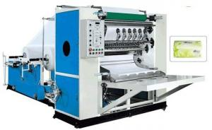 Large Facial Tissue Machine