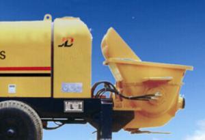 Concrete Pump HBT60-13-90S