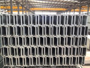 Hot Dip Galvanized C Steel Manufacturers of Drilling Hole