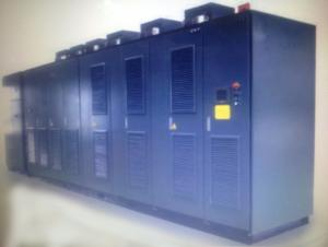 High Voltage Frequency Drive 10KV 1000KW  VFD