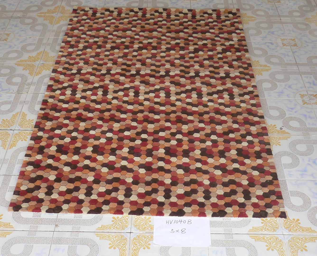 Hand Looped Home and Hotel  Rugs