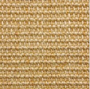 Yellow Small Thread Sisal Carpets