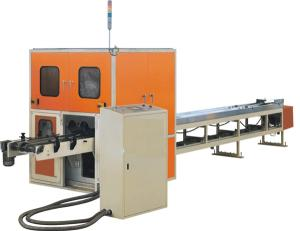 Automatic Log Saw Cutting Machine