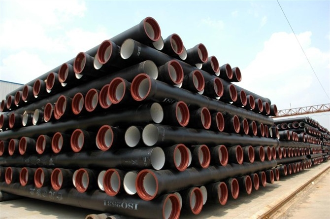Ductile iron pipe DN80