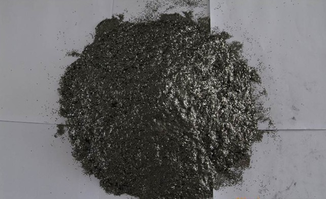 Refractory Material Flake Graphite   NFG  FC.95 Size Is Above 100 Mesh