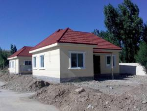 Residential house for Xinjiang herdsman