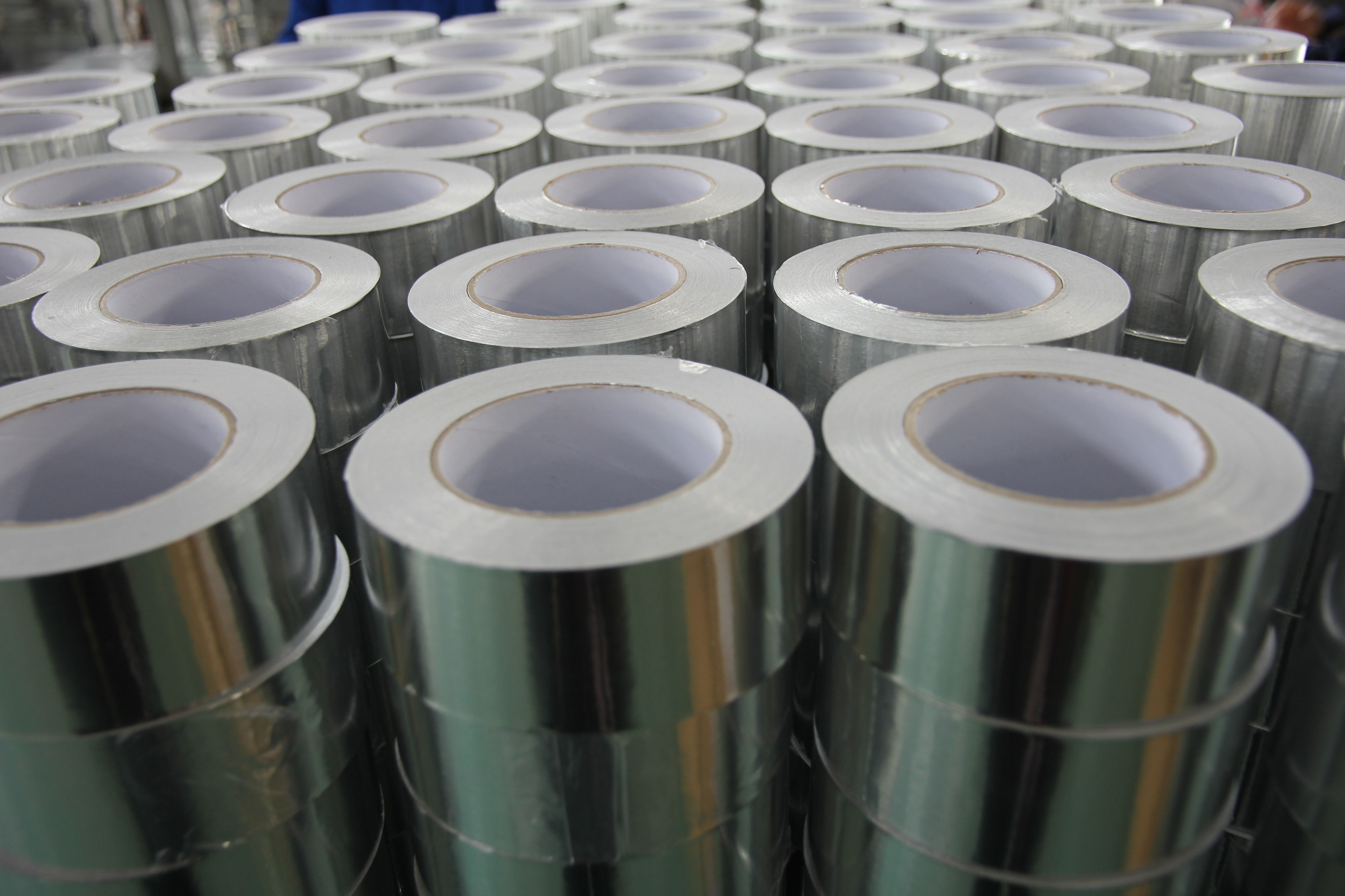 Aluminum Foil  Tapes with Water based acrylic T-F2204WP