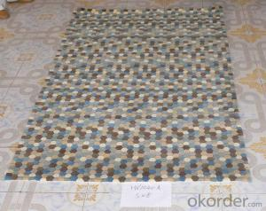 Hand Tufted Polyester Area Carpet