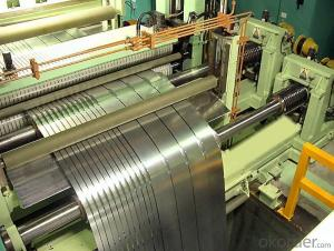 Slitting and Cut to Length Machine Line No.7