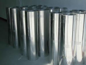 Airconditional aluminum foil