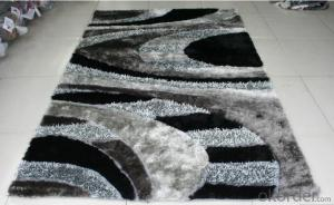Modern Design Mircrofiber Carpet