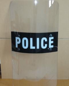 Polycarbonate Shield Anti-Riot Police Sheet