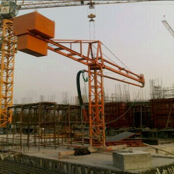 Durable Manual Operation Concrete Placing Boom