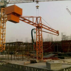 Engineering Construction Durable Concrete Placing Boom