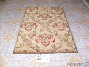 Festival Hand Tufted Decorative Floor Carpets