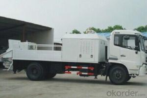 Truck-Mounted Line Concrete  Pump TM110DL