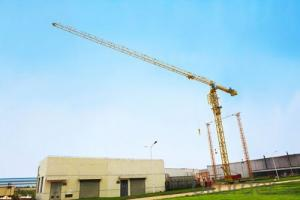 Potain Tower Crane--MCT370