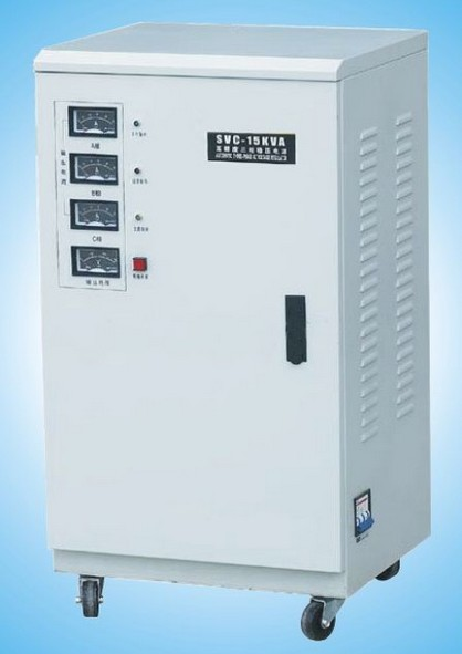 SAR Series Fully Automatic A.C.Voltage Regulator